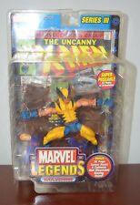 TOY BIZ Marvel Legends WOLVERINE Figure Series III 3 X-men Sealed in Box Logan