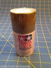 Tamiya PS-13 Gold Polycarbonate Spray Can 3oz Paint # 86013 Mid-America