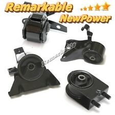 G001 2001-2003 Mazda Protege 2.0L Motor & Trans Mount Kit 4PCS for Auto Trans