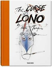 The Curse of Lono by Hunter S. Thompson (2014, Book, Other)