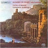 Handel in Italy - Solo Cantatas (Kirkby, London Baroque) SACD NEW