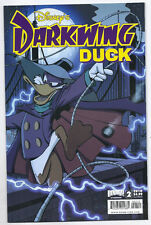 BOOM! DISNEY'S DARKWING DUCK #2 SECOND PRINTING WRAP AROUND VARIANT COVER NM