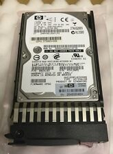 "HP DG0146FARVU 518194-001 418399-001 375863-009 146GB 10K SAS 2.5"" DP Hard Drive"