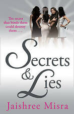 Secrets and Lies, Jaishree Misra, New Book