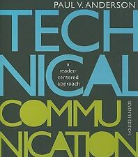 Available Titles CourseMate: Technical Communication by Paul V. Anderson (2010,…