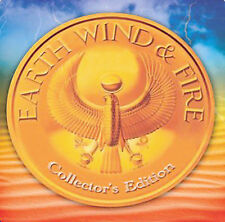 Earth, Wind & Fire 3 CD set Collectors edition in metal tin w/ book great shape