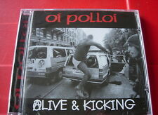 Oi Polloi Alive & Kicking CD NEW SEALED Punk Oi! Skinhead