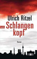 Schlangenkopf / Kommissar Berndorf Bd.8 von Ulrich Ritzel (2013,tb) 170322