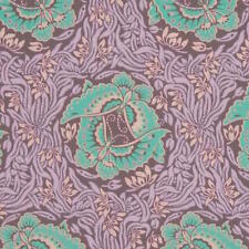 By 1/2 Yard ~ Amy Butler Cotton Fabric ~ Violette Take Flight ~ Purple Floral