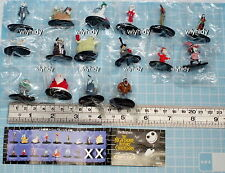 The Nightmare Before Christmas Mini Figure Complete 16pcs - Run'A       h#31