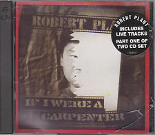 ROBERT PLANT - if i were a carpenter CD single