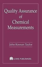 Quality Assurance of Chemical Measurements-ExLibrary