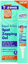 T-ZONE RAPID ACTION SPOT ZAPPING GEL 8ml- maximum strength,works in just 4 hour