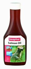 Beaphar Salmon Oil for Dog and Cats For Healthy Skin Condition 425ml Natural