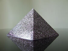 Orgone 23k Zero Point Scalar Energy Reich Nano 5xDT Quartz Citrine Beryl Pyramid