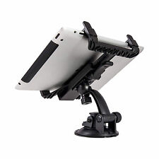 360 Swivel Windshield Car Tablet Mount Bracket Cradle Holder for iPad Samsung