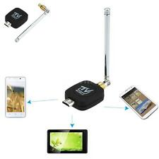 Micro USB DVB-T Dongle Receiver HD Digital TV Tuner Stick For Android Phone R4UO