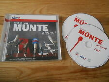 CD mi hai interrotto Harald wehmeier-Best of münte correntemente 2cd (120) canzone Ganser & Hanke