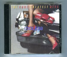 The Cars, greatest hits - best of, CD