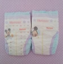 Disney mickey mouse disposable nappies for newborn reborn baby doll