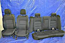 06 07 MAZDA SPEED 6 FRONT REAR SEATS INTERIOR SET TURBO MS6 2006 2007