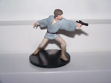 "STAR WARS LUKE SKYWALKER 2015 DISNEY PARKS STORE EXCLUSIVE PVC 4"" FIGURE #2"