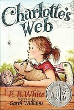 Charlotte's Web (Trophy Newbery) by E. B. White, Garth Williams