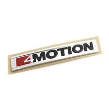 VW Tiguan II MQB 4Motion Schriftzug hinten Original Logo Emblem Heckklappe