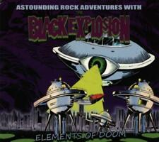 Black Explosion,the - Elements of Doom (OVP)