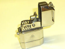 "VINTAGE SEMI-AUTOMATIC POCKET PETROL LIGHTER ""JERRICAN"" - ""KBB"" -1945 -VERY RARE"