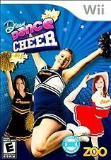Dream Dance & Cheer Nintendo Wii Game  Brand New - In Stock - Fast Ship