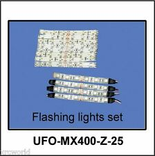 USA STOCK Walkera UFO-MX400-Z-25 Flashing lights set