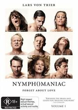 Nymphomaniac Volume 1 : NEW DVD