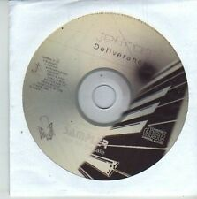 (CV407) Jeffron, Deliverance sampler - 2005 DJ CD