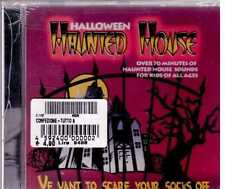 Helloween House Haunted Cd Sealed Sigillato Dance Compilation