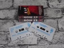 NOW 13 - Various Artists / Double Cassette Album Tape / Virgin / Fatbox / 4281
