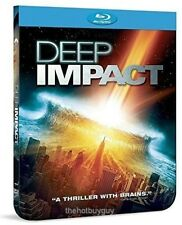 Deep Impact: Steelbook Metalpak Blu-Ray NEW
