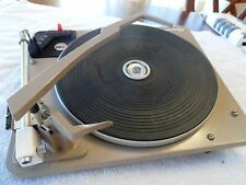Vintage GARRARD AT6 AUTOMATIC TURN TABLE / RECORD PLAYER (TURN TABLE ONLY)