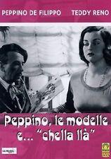 Peppino, Le Modelle E Chellalla' (1957) DVD