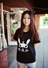 NEW Korean Kpop Band Fashion B.A.P BAP Best Absolute Perfect Matoki Shirt Large