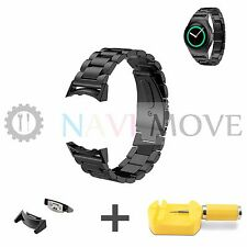 Stainless Steel Watch Strap Band For Samsung Galaxy Gear S2 SM-R720 & SM-R730