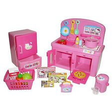 Hello Kitty Toy Kitchen Set