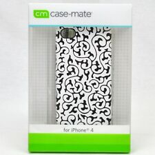 Case-Mate Ivy White/Black case for iPhone 4/4S - CM011718