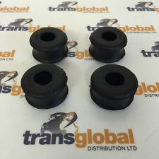 Land Rover Defender Front Shock Absorber Rubber Mounting Bush Kit - Bearmach