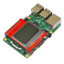 Raspberry PI Quad Core CPU Model B 1GB RAM Mini LCD 2 x 20P Pin PCD8544 Board #9