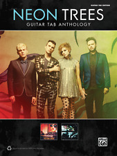 NEON TREES GUITAR-TAB ANTHOLOGY MUSIC BOOK BRAND NEW ON SALE SONGBOOK!!