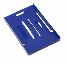 Rigid Blue Multi ID Badge Holder. Takes 5 Cards. Use Both Horizontal & Vertical