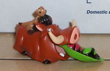 1996 Burger King Pumbaa & Timon Happy meal Toy Disney