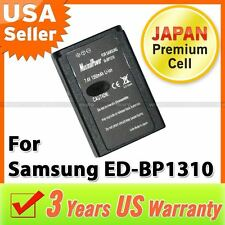 New Battery for Samsung ED-BP1310 BP-1310 NX-10 NX10