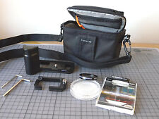Nikon V1 accesories Grip, Case and Filters POST FREE in UK
